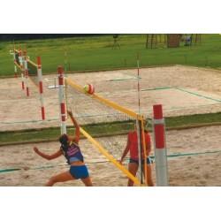 Mreža za beach volley - trening