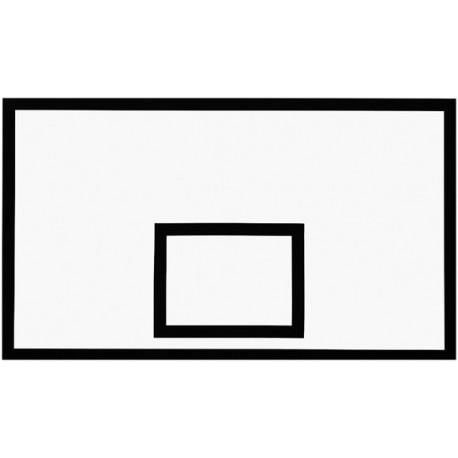 Košarkaška ploča ( tabla ) poliester