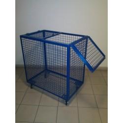 kavez za lopte, KOLICA