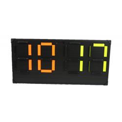 semafor, tablica za izmjenu igrača u nogometu