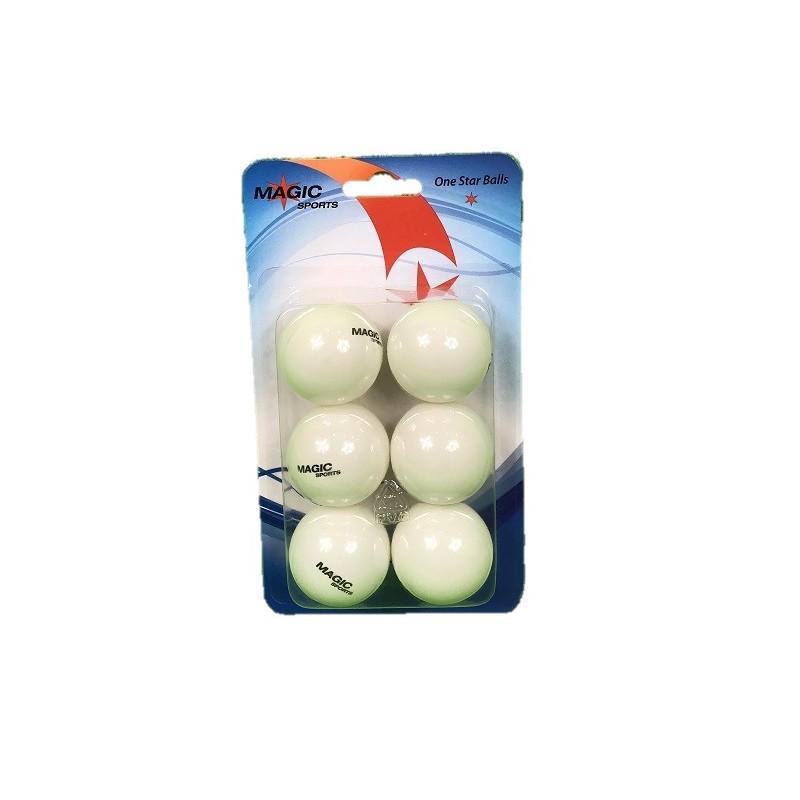 Loptice za stolni tenis Magic 1*